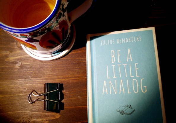 Be analog_cover