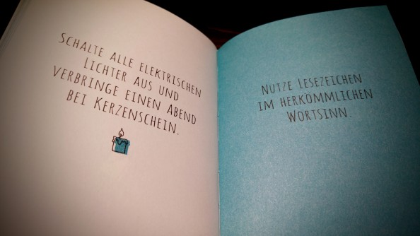 be analog_Kerzen